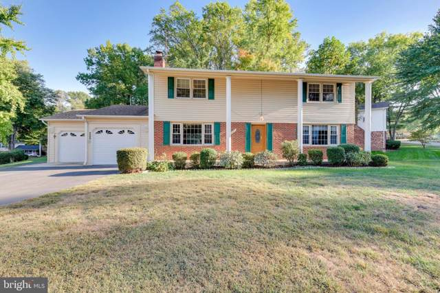 9325 Walking Horse Court, SPRINGFIELD, VA 22153 (#VAFX1095050) :: AJ Team Realty