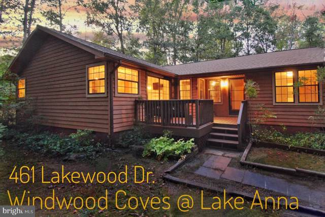 461 Lakewood Drive, MINERAL, VA 23117 (#VALA120040) :: Bruce & Tanya and Associates