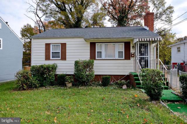 706 Mentor Avenue, CAPITOL HEIGHTS, MD 20743 (#MDPG547644) :: The Vashist Group