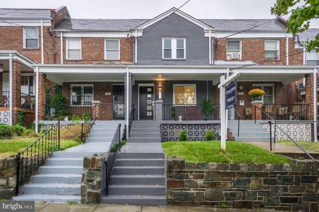 2319 13TH Place NE, WASHINGTON, DC 20018 (#DCDC446668) :: Keller Williams Pat Hiban Real Estate Group