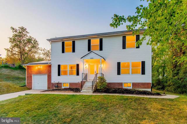 2024 Evansdale Drive, HYATTSVILLE, MD 20783 (#MDPG547660) :: RE/MAX Plus