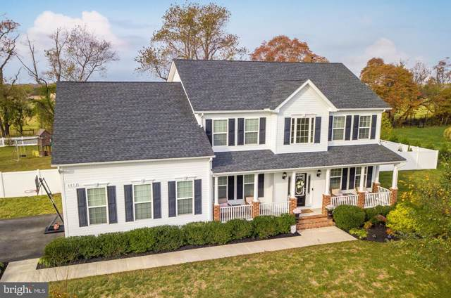 6052 Archers Lane, OWINGS, MD 20736 (#MDCA172898) :: Gail Nyman Group