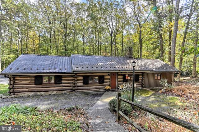 6227 Pigeon Hill Road, SPRING GROVE, PA 17362 (#PAYK127010) :: Berkshire Hathaway Homesale Realty