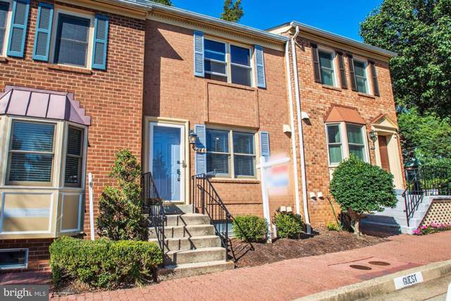 846 N Frederick Street, ARLINGTON, VA 22205 (#VAAR155852) :: City Smart Living