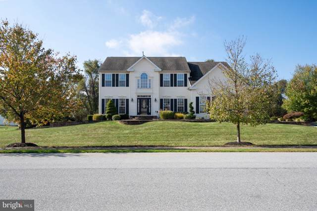 406 Derrytown Drive, BEAR, DE 19701 (#DENC489198) :: The Allison Stine Team