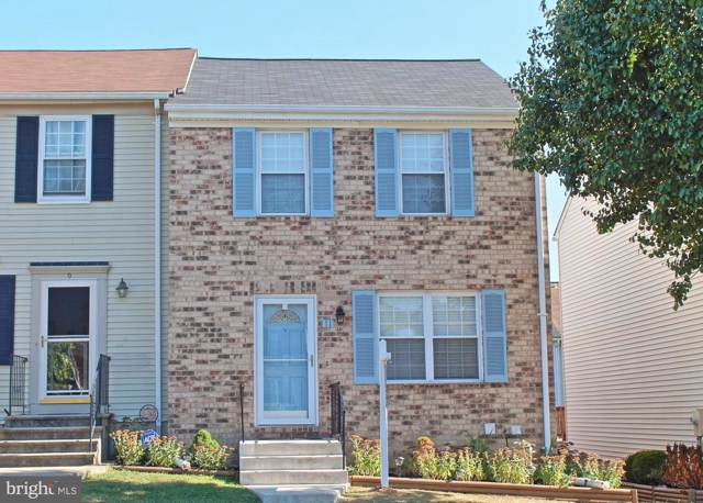 11 W End Court, BALTIMORE, MD 21227 (#MDBC475706) :: The Bob & Ronna Group