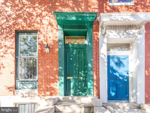 832 N Eutaw Street, BALTIMORE, MD 21201 (#MDBA488196) :: Viva the Life Properties