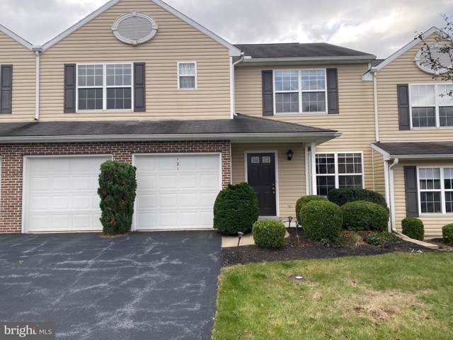 121 Merlin Drive, HUMMELSTOWN, PA 17036 (#PADA115900) :: John Smith Real Estate Group