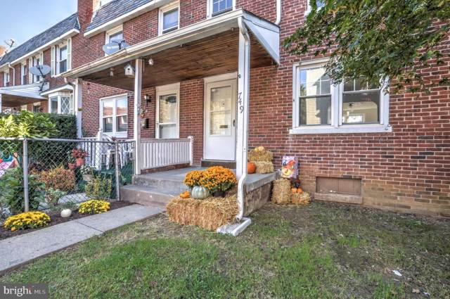749 S Plum Street, LANCASTER, PA 17602 (#PALA142052) :: Teampete Realty Services, Inc