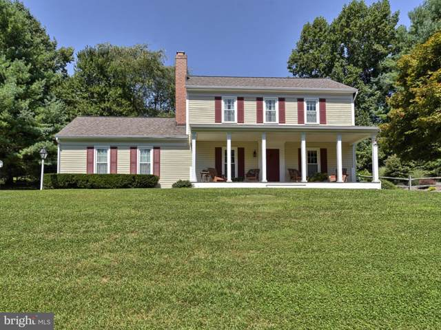 2911 Greenhill Court, IJAMSVILLE, MD 21754 (#MDFR255076) :: The Licata Group/Keller Williams Realty