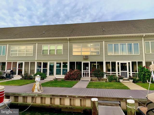 401 Bayshore Drive 4 BAY VISTA, OCEAN CITY, MD 21842 (#MDWO109880) :: CoastLine Realty