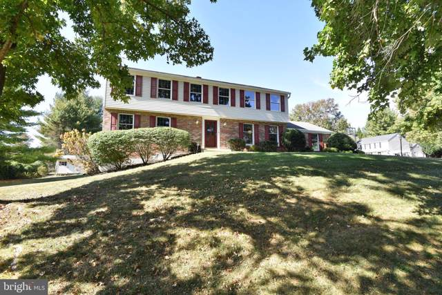 1 Lochmoor Court, LUTHERVILLE TIMONIUM, MD 21093 (#MDBC475728) :: AJ Team Realty