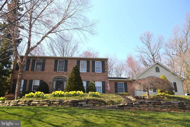2414 W Bayberry Drive, HARRISBURG, PA 17112 (#PADA115922) :: The Jim Powers Team