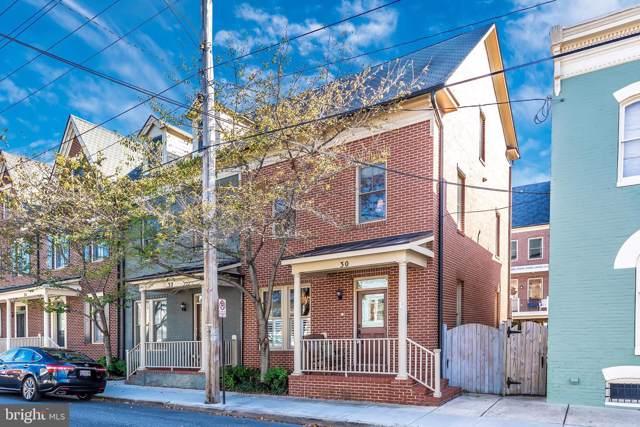 30 E 5TH Street #4, FREDERICK, MD 21701 (#MDFR255094) :: Revol Real Estate