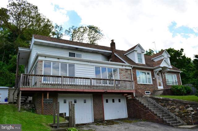 850 2ND Street, MOUNT WOLF, PA 17347 (#PAYK127044) :: The Joy Daniels Real Estate Group