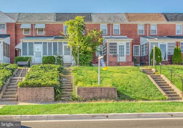 1622 Manor Road, BALTIMORE, MD 21222 (#MDBC475744) :: Blue Key Real Estate Sales Team