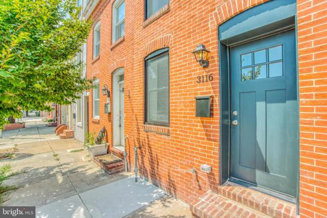 3116 Elliott Street, BALTIMORE, MD 21224 (#MDBA488266) :: The Bob & Ronna Group