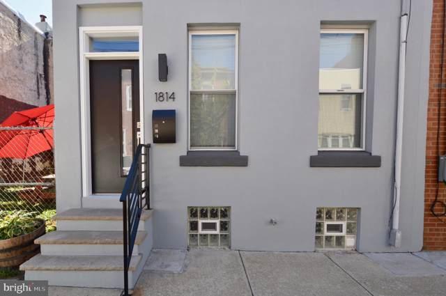 1814 Latona Street, PHILADELPHIA, PA 19146 (#PAPH842710) :: Kathy Stone Team of Keller Williams Legacy
