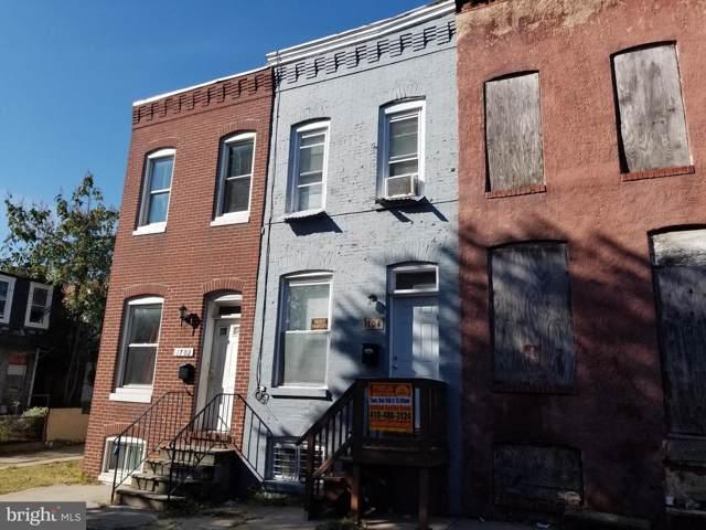 1704 N Regester Street, BALTIMORE, MD 21213 (#MDBA488268) :: Great Falls Great Homes