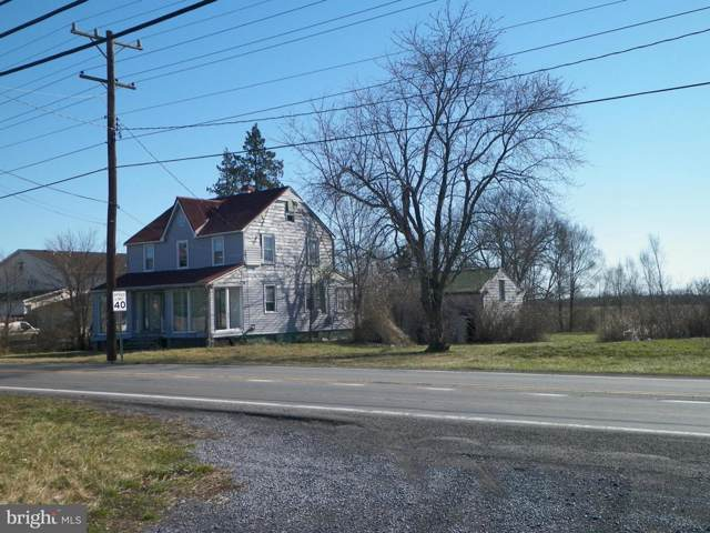 7639 Winchester Avenue, INWOOD, WV 25428 (#WVBE172192) :: Corner House Realty