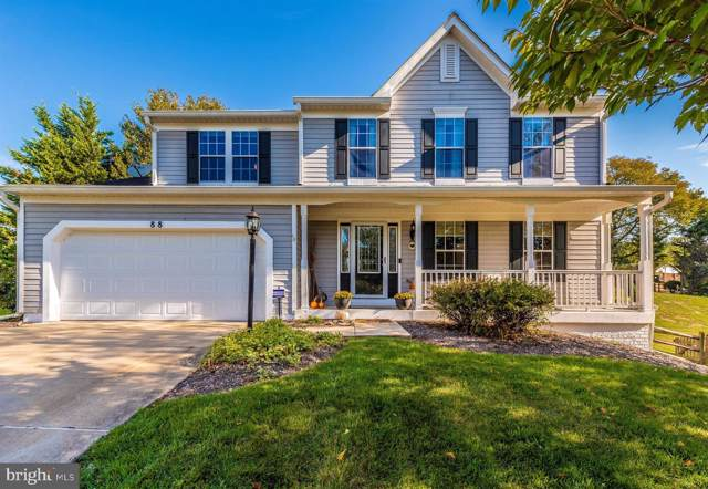 88 Ashley Court, MYERSVILLE, MD 21773 (#MDFR255108) :: ExecuHome Realty