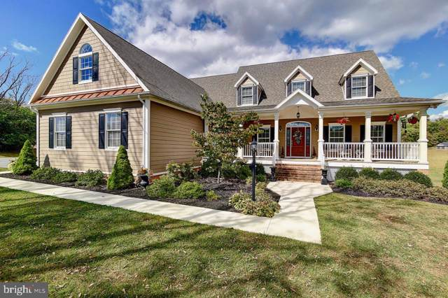 305 Americana Lane, HEDGESVILLE, WV 25427 (#WVBE172198) :: Pearson Smith Realty
