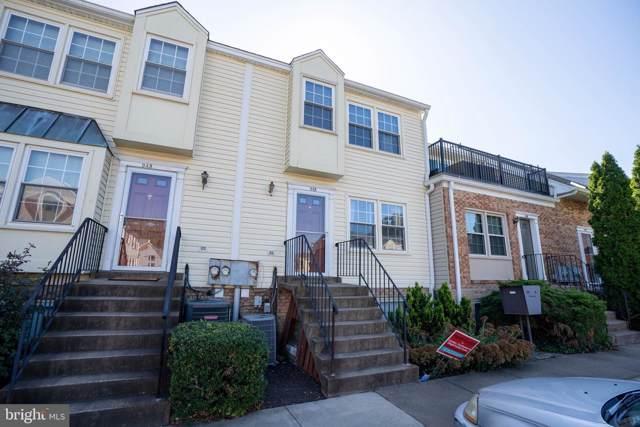 94 N Bedford Street B, ARLINGTON, VA 22201 (#VAAR155886) :: Arlington Realty, Inc.