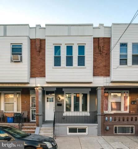 1416 S. Marston Street, PHILADELPHIA, PA 19146 (#PAPH842756) :: The Matt Lenza Real Estate Team