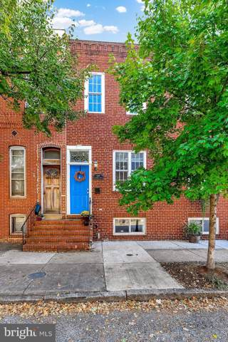 1719 S Charles Street, BALTIMORE, MD 21230 (#MDBA488292) :: The Miller Team