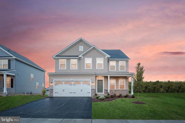 5245 Red Maple Drive, FREDERICK, MD 21703 (#MDFR255130) :: ExecuHome Realty