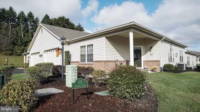 115 Leonard Lane, HARRISBURG, PA 17111 (#PADA115940) :: Keller Williams of Central PA East