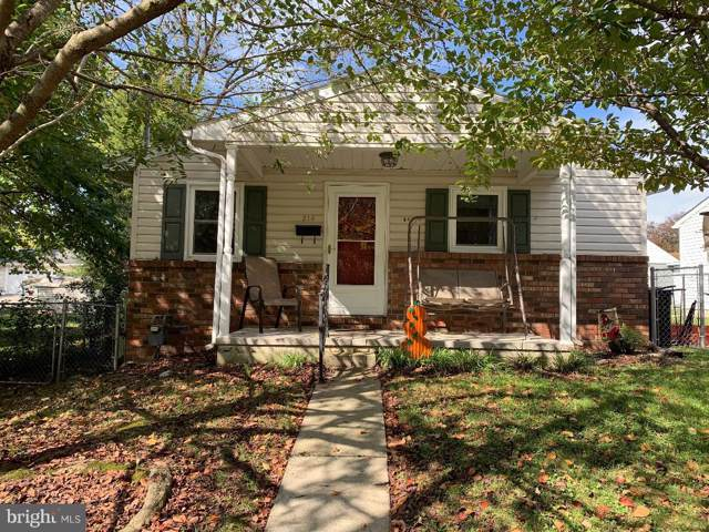 214 Moul Avenue, HANOVER, PA 17331 (#PAYK127066) :: Younger Realty Group