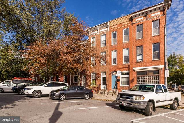 2242 E Fairmount Avenue, BALTIMORE, MD 21231 (#MDBA488306) :: Revol Real Estate
