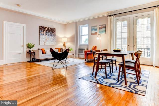 3420 16TH Street NW #401, WASHINGTON, DC 20010 (#DCDC446828) :: Erik Hoferer & Associates