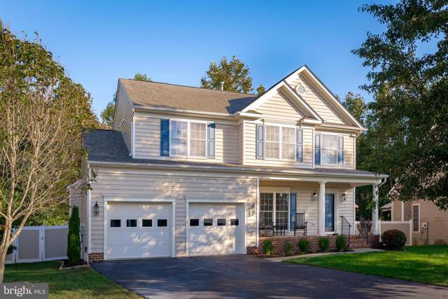 10909 Stacy Run, FREDERICKSBURG, VA 22408 (#VASP217150) :: Jennifer Mack Properties