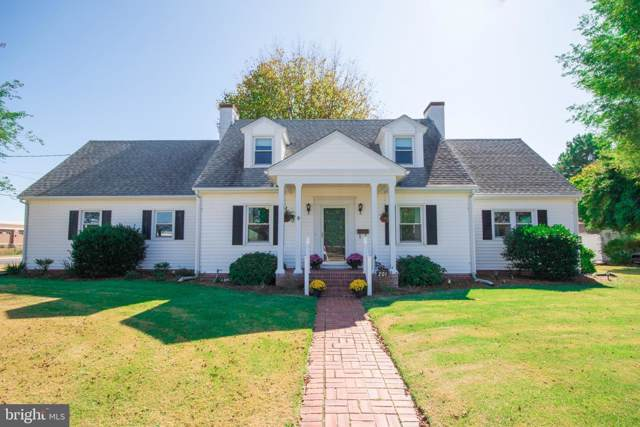 201 Coulbourne Lane, SNOW HILL, MD 21863 (#MDWO109914) :: Homes to Heart Group