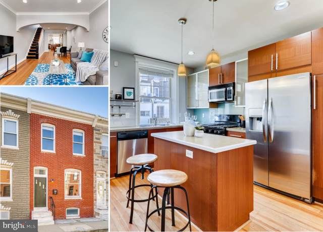 18 S Curley Street, BALTIMORE, MD 21224 (#MDBA488320) :: Kathy Stone Team of Keller Williams Legacy
