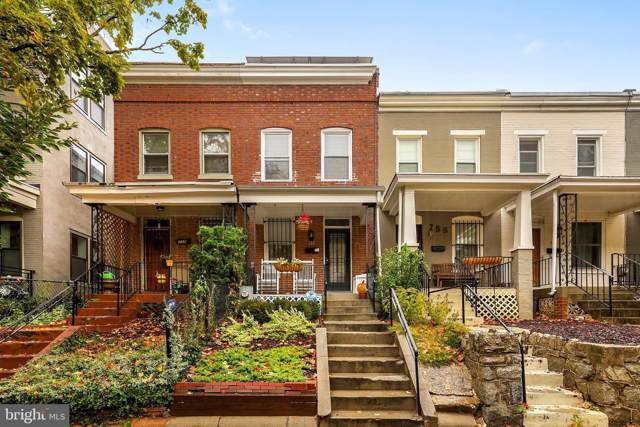 757 Kenyon Street NW, WASHINGTON, DC 20010 (#DCDC446834) :: Remax Preferred | Scott Kompa Group