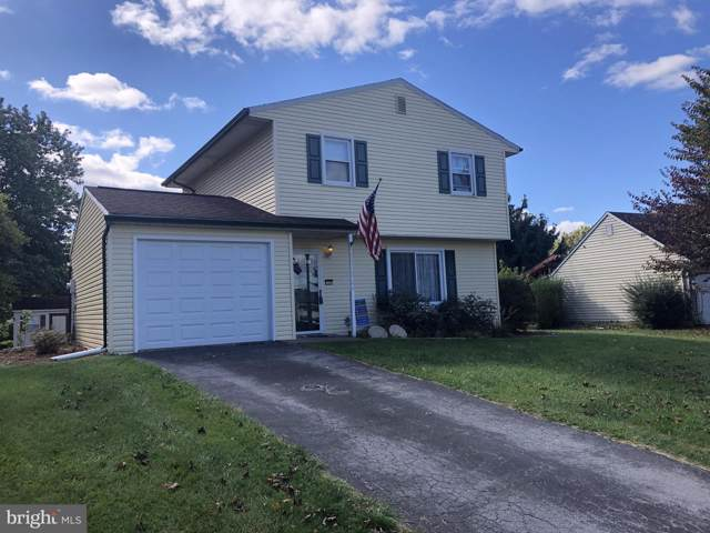 1121 Floribunda Lane, MECHANICSBURG, PA 17055 (#PACB118584) :: The Joy Daniels Real Estate Group