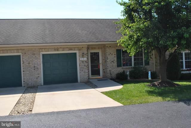 335 Sunbrook Lane #104, HAGERSTOWN, MD 21742 (#MDWA168650) :: AJ Team Realty