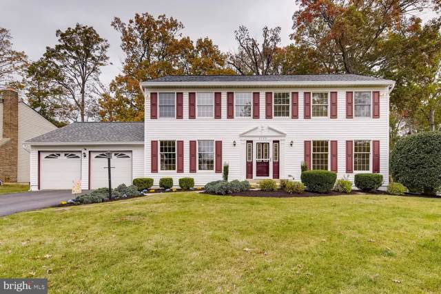 8709 Cardinal Forest Circle, LAUREL, MD 20723 (#MDHW271664) :: The Licata Group/Keller Williams Realty