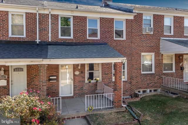 3445 Woodstock Avenue, BALTIMORE, MD 21213 (#MDBA488334) :: Keller Williams Pat Hiban Real Estate Group