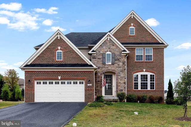 136 Sunlight Court, FREDERICK, MD 21702 (#MDFR255178) :: The Bob & Ronna Group