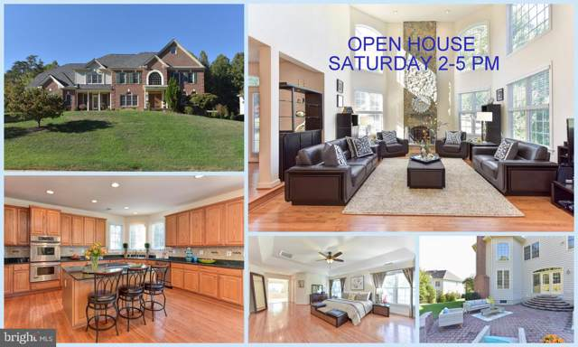 10712 Ox Croft Court, FAIRFAX STATION, VA 22039 (#VAFX1095354) :: Debbie Dogrul Associates - Long and Foster Real Estate