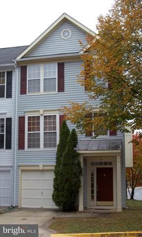 1 Duck Pond Court #801, GERMANTOWN, MD 20874 (#MDMC683954) :: Blackwell Real Estate
