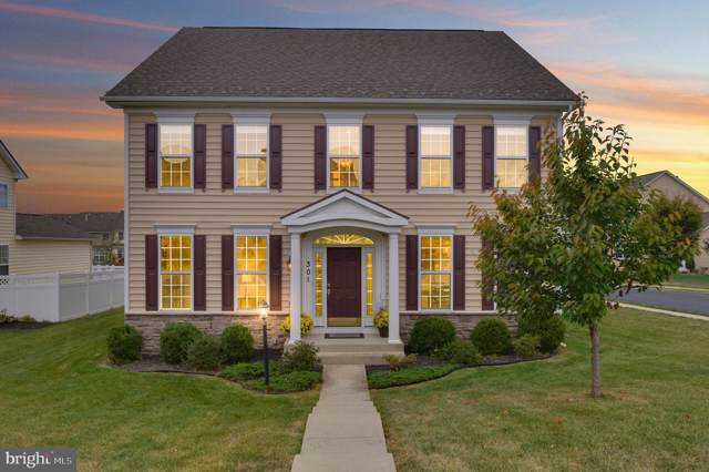 301 E Wainscot Drive, NEW MARKET, MD 21774 (#MDFR255202) :: Charis Realty Group