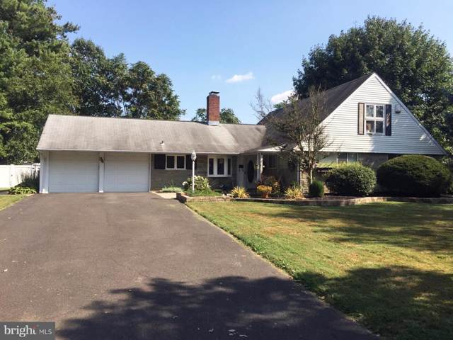 34 Red Berry Road, LEVITTOWN, PA 19056 (#PABU482622) :: Blackwell Real Estate