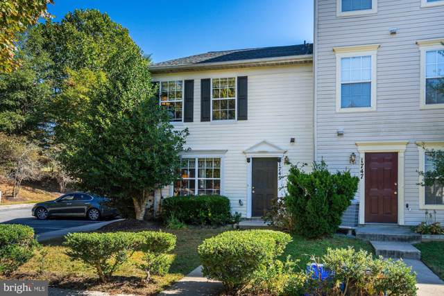 1749 Staley Manor Drive, SILVER SPRING, MD 20904 (#MDMC683988) :: The Bob & Ronna Group