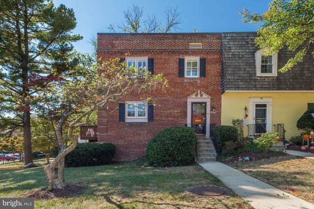 6652 Hillandale Road #47, CHEVY CHASE, MD 20815 (#MDMC683998) :: LoCoMusings