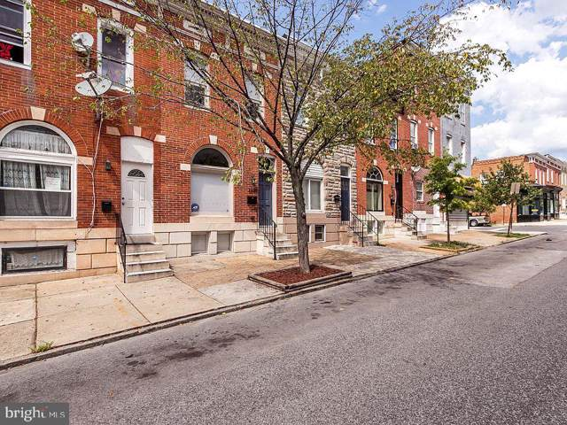 3240 E Baltimore Street, BALTIMORE, MD 21224 (#MDBA488424) :: AJ Team Realty